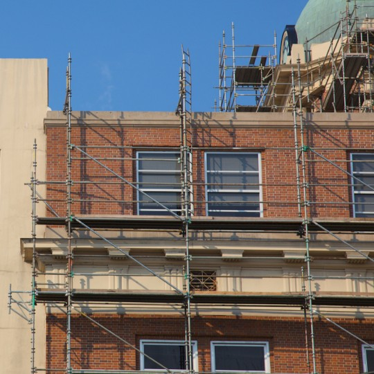 scaffolding square